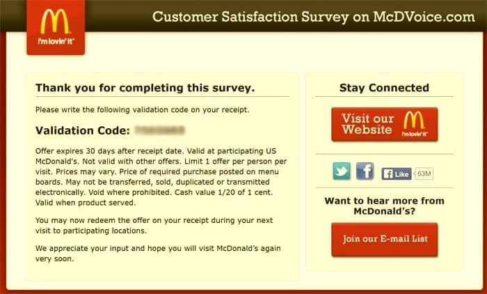 McDVOICE-customer-satisfaction