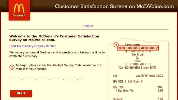 McDVOICE-survey